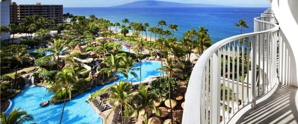 The Westin Maui Resort & Spa- Hawaii