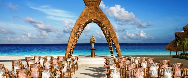 Wedding Gazebo Dreams Riviera Cancun Mexico