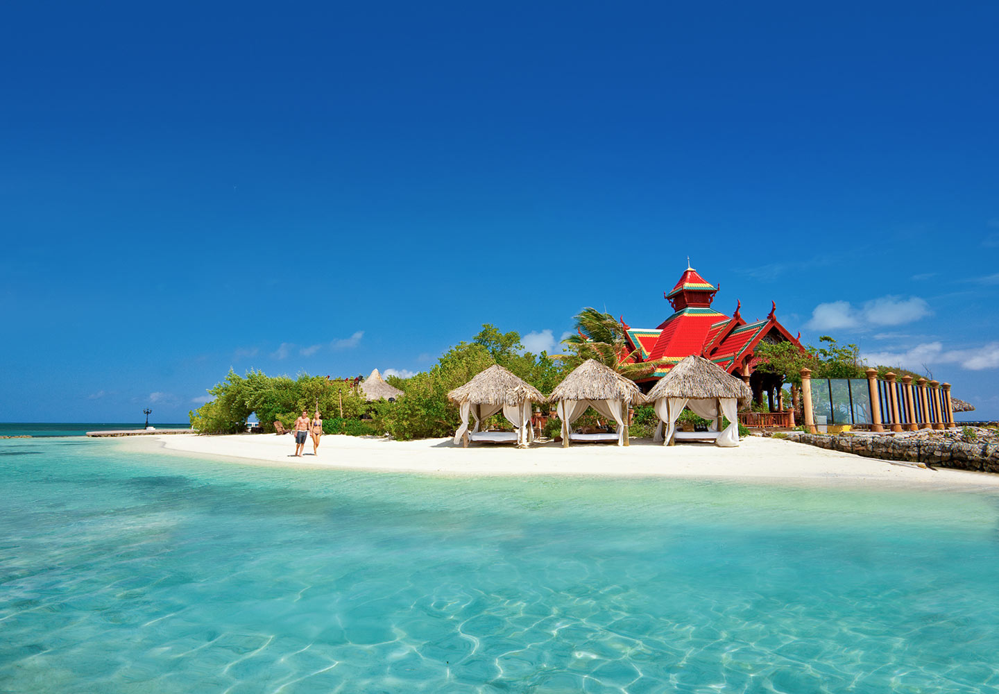 Sandals Royal Caribbean- Private Island